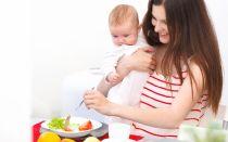 Рацион кормящей мамы по месяцам