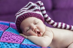 Ляля спит