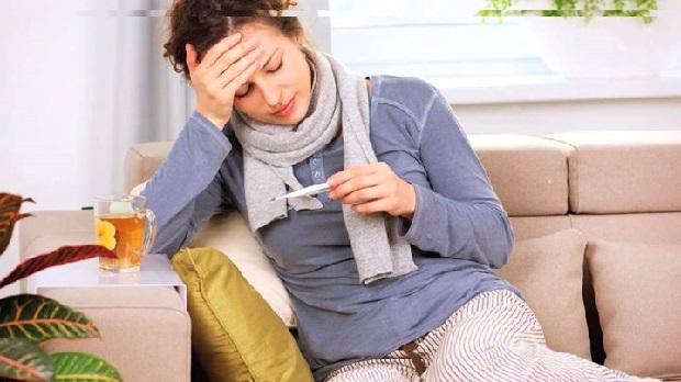 температура у женщины