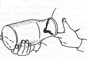 метод теплой бутылки