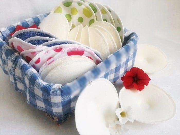 прокладки для груди многоразовые
