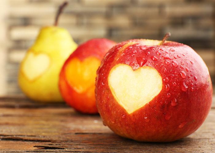 яблоки и груши для первого прикорма