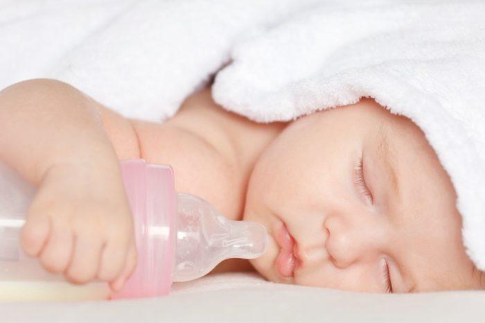необходимость допаивания малыша