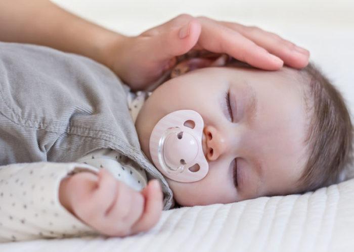 пустышка для младенца