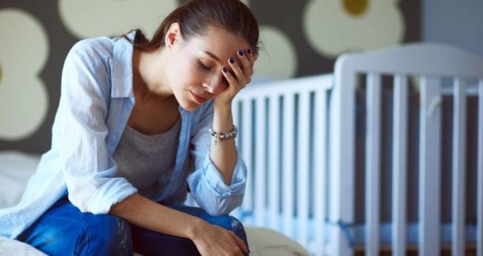 хроническая усталость кормящей матери