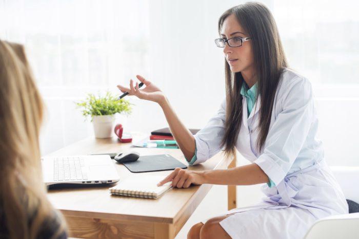 консультация врача о необходимости диагностики