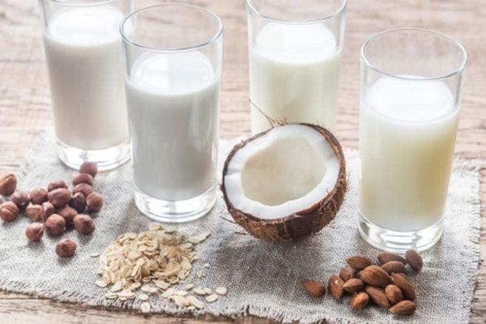 аналоги растительного молока