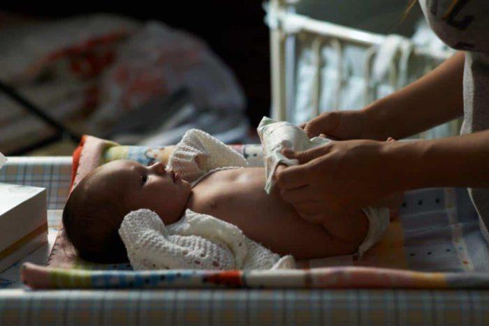 диарея у младенца причины