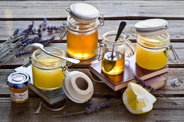 мед и грудное кормление