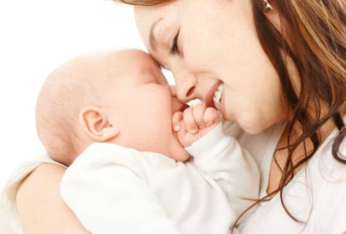 Малыш не берет вторую грудь