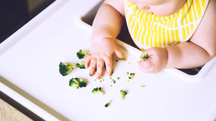 пищевой интерес малыша и прикорм